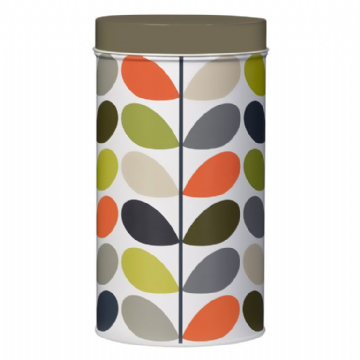 Orla Kiely - Tun Storio - Multi Stem - Storage Tin